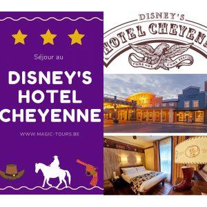 Hôtel Cheyenne